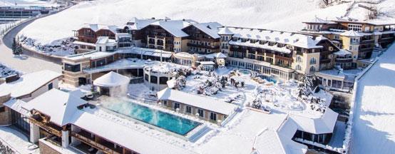 Stock Resort**** Top Hotel Finkenberg Zillertal Tirol