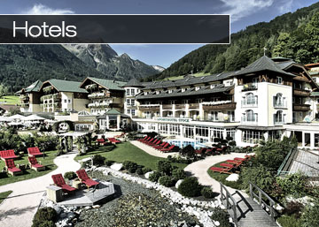 Hotels Hintertux Zillertal Tirol